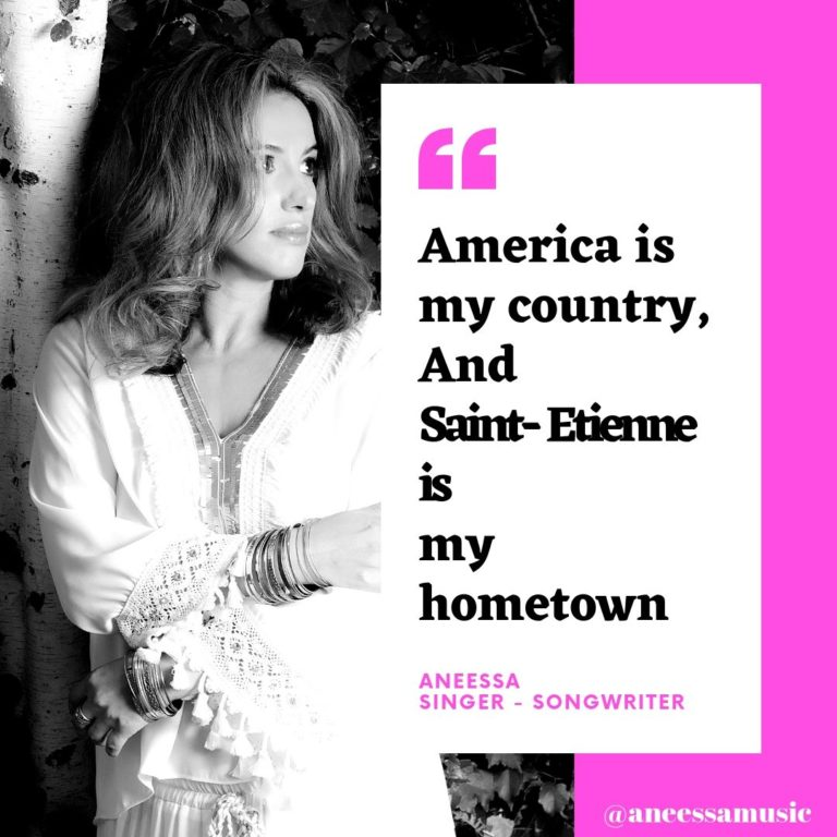 America is my country, And Saint- Etienne my hometown (1)