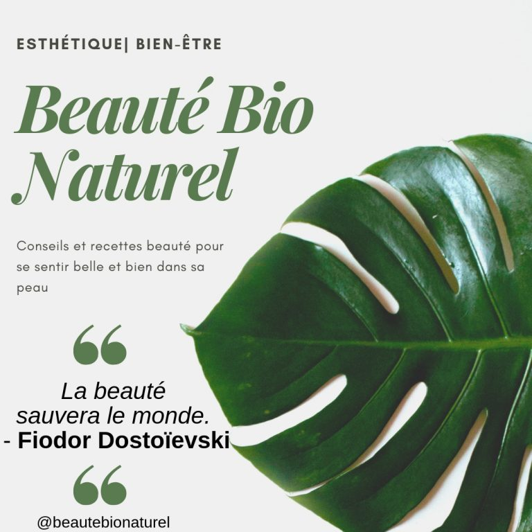 Beaute Bio Naturel post 2