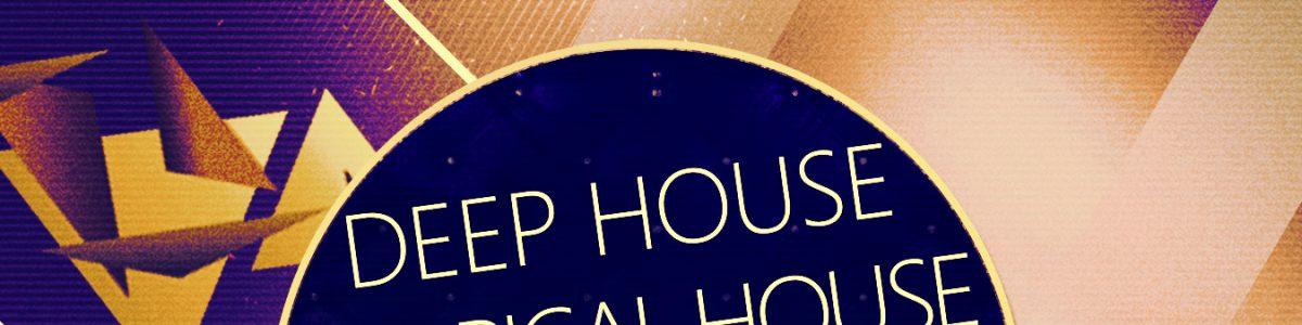 DEEP HOUSE FLYER RADIO